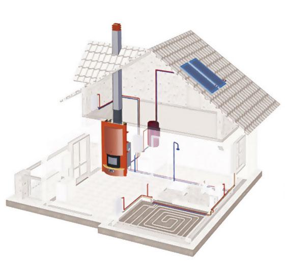 Riscaldamento Centralizzato In Condominio | Studio Brancaccio    Amministrazioni Condominiali Roma