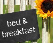 Solo il regolamento può bloccare l'apertura di un bed & breakfast.